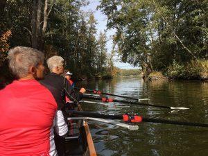 Paddeltour Bolter Kanal Malchow Müritz Fleesensee PLauer See