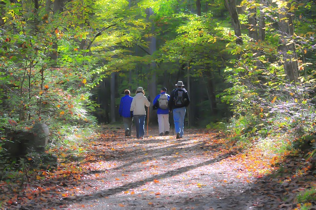 outdoor teamwanderung Aufgaben outness