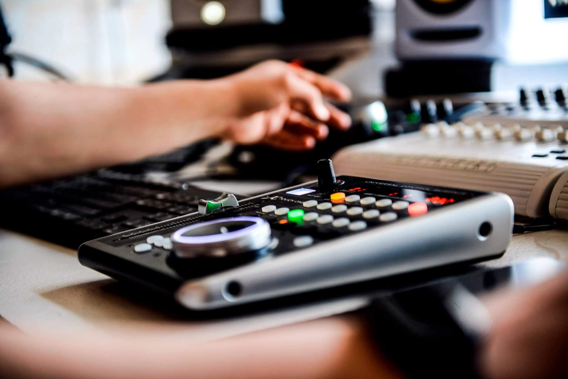 Tonstudio Güstrow DJ MArtin BAde