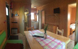 Waldnest übernachten waldhof bruchmühle Seenplatte MV