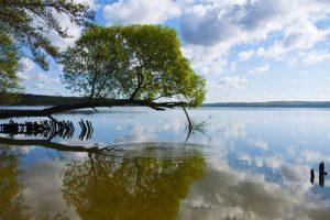 Ruhe am See Entspannung