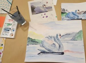 Aquarell Malwerk Workshops
