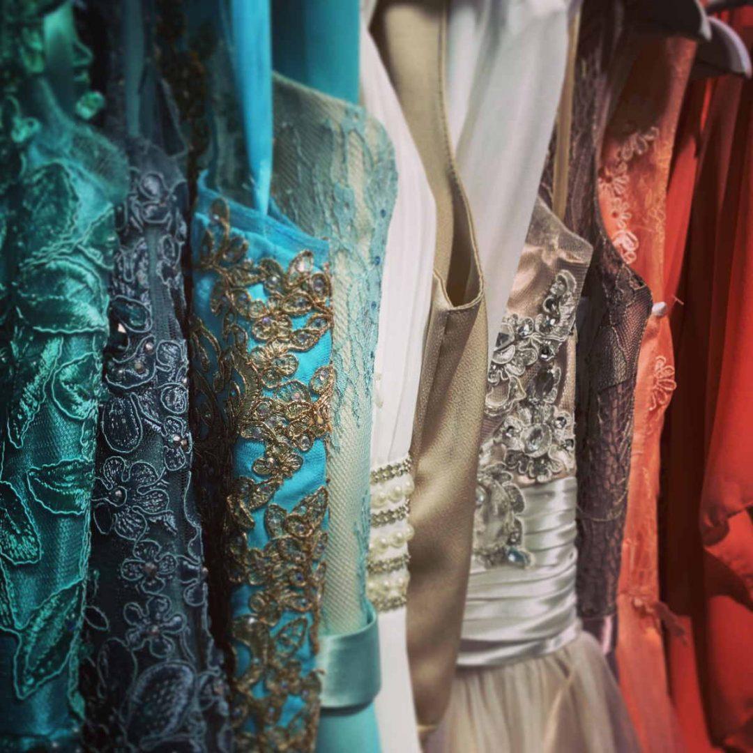 goldfaser Plau am See Festmode Kleider Festkleider